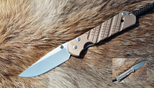 "SEBENZA 21 ( LARGE ) ""CROSS HATCH"""