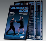COLD STEEL DVD WARRIOR'S EDGE